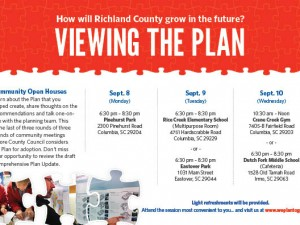 Viewing Richland County's Plan