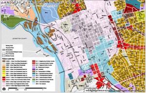 FutureLandUseMapDRAFT-UrbanCore11x17