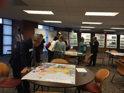 Thank You for Attending the Plan Columbia Open House