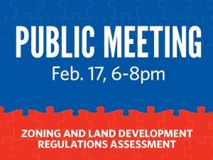 Public Meeting: February 17, 2016