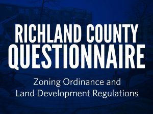 Richland County Questionnaire